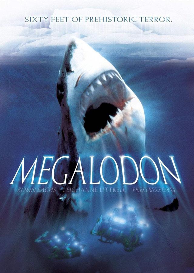 Megalodon - poster
