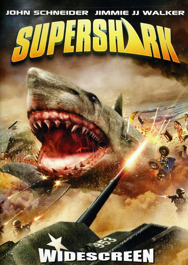 Super Shark - poster