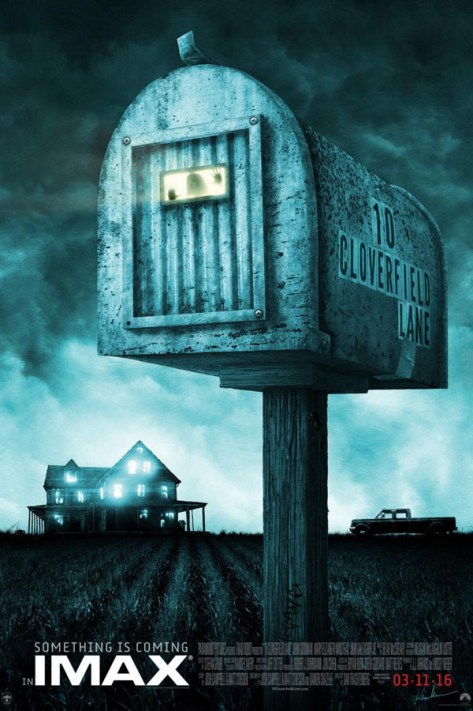 Calle Cloverfield 10 - poster