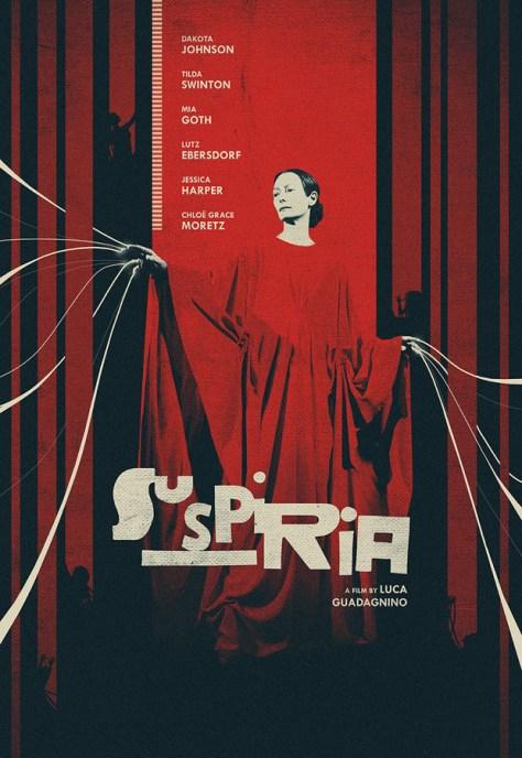 Suspiria - poster
