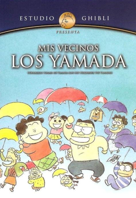 Mis vecinos los Yamada - poster