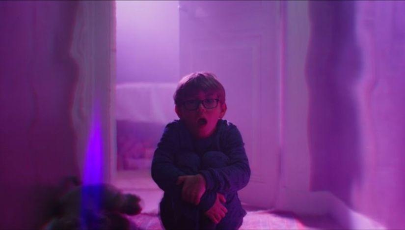 Fotograma de la película Color out of space, de 2019