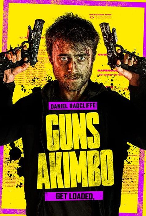 Cartel de la película Guns Akimbo