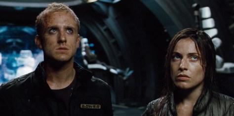 Fotograma de la película Pandorum, de 2009