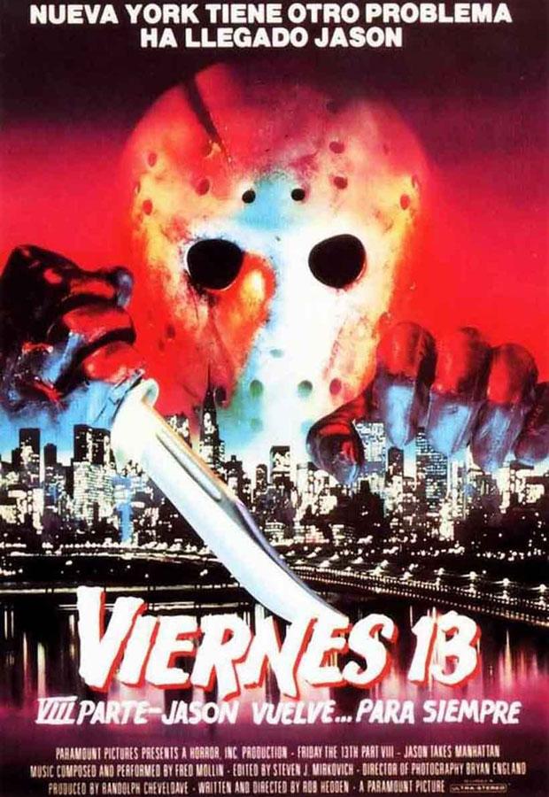 Viernes 13 8ª Parte - poster