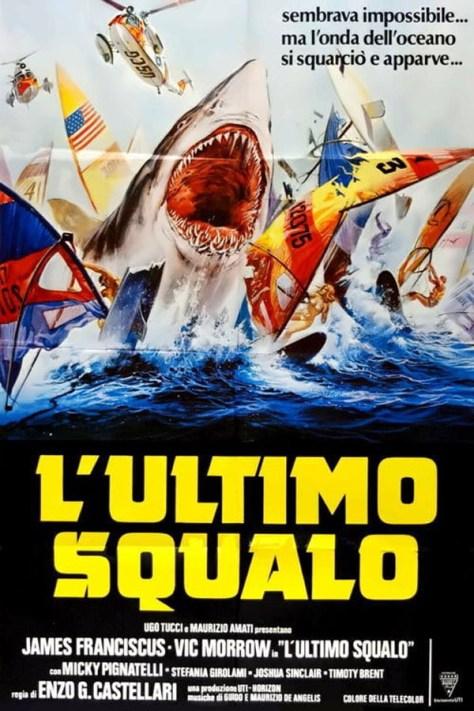 El Último Tiburón - poster