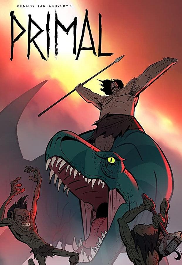 Primal - poster