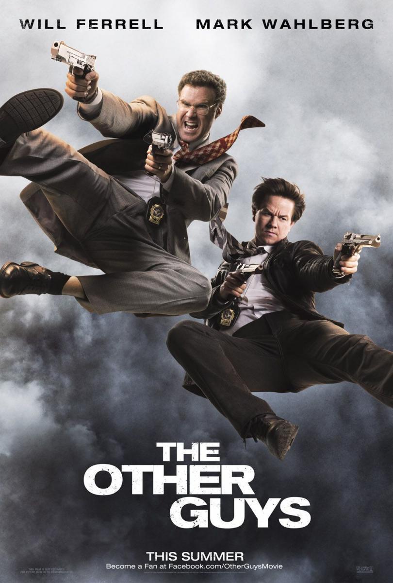 Cartel de la película Los otros dos, de 2010.