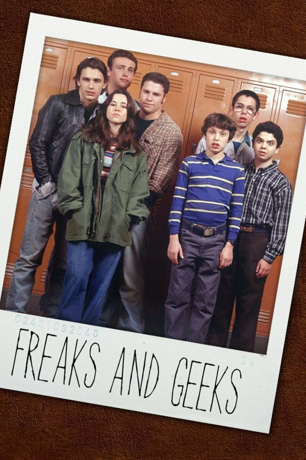 Freaks and Geeks - poster