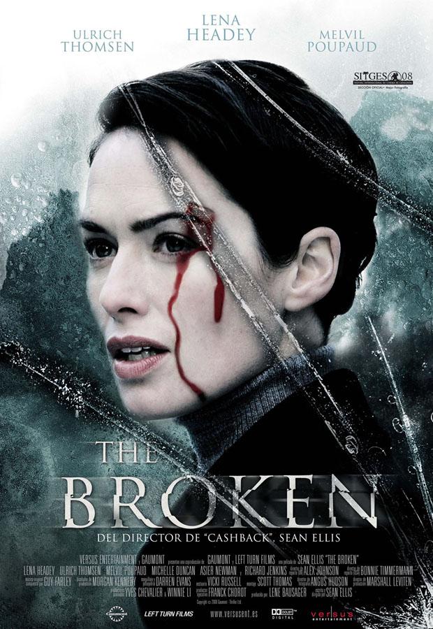 The Broken - poster