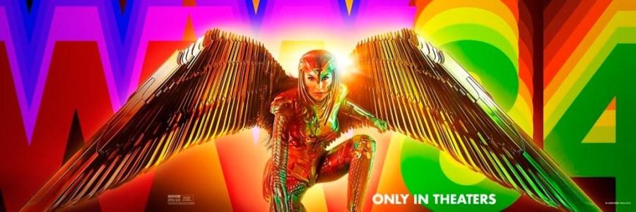 Imagen promocional de Wonder Woman 1984, de 2020
