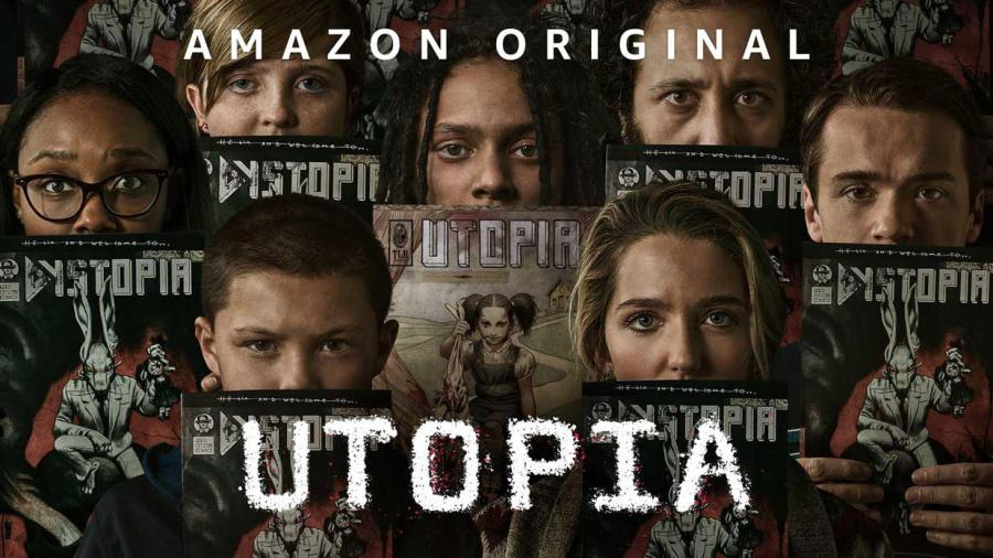 Imagen promocional de Utopía