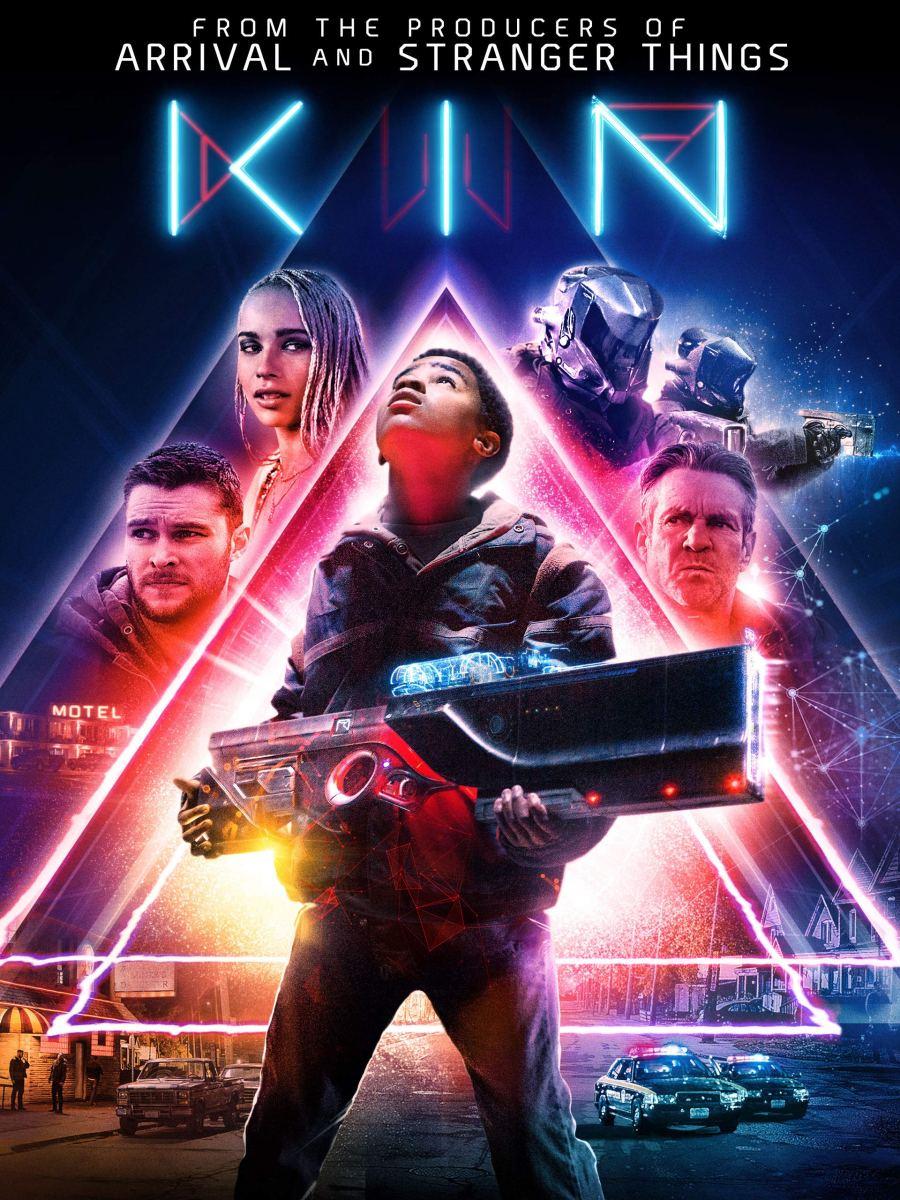 Cartel de la película Kin