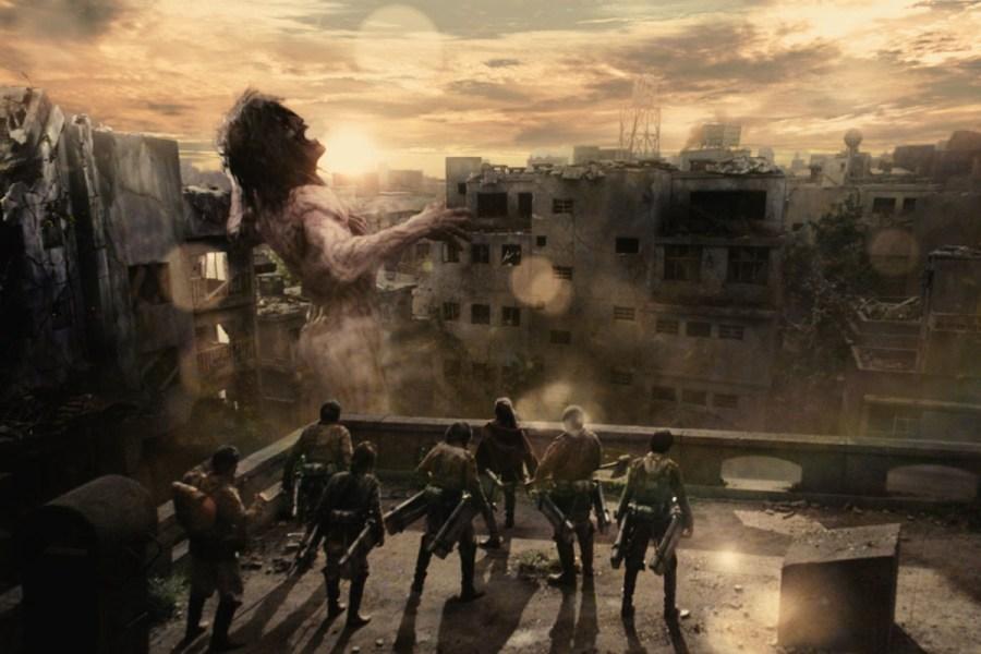 Ataque a los Titanes: El Fin del Mundo 04