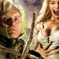 Dracula 3D (2012), Argento en picado