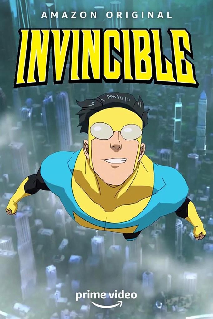 Invincible - poster