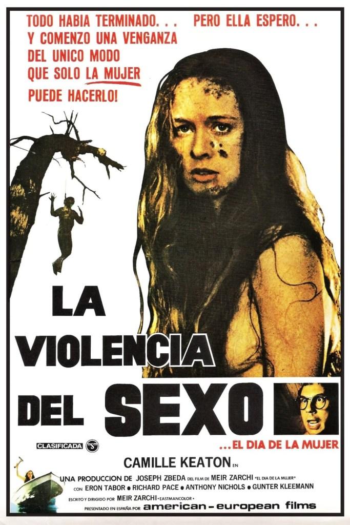 La Violencia del Sexo - poster