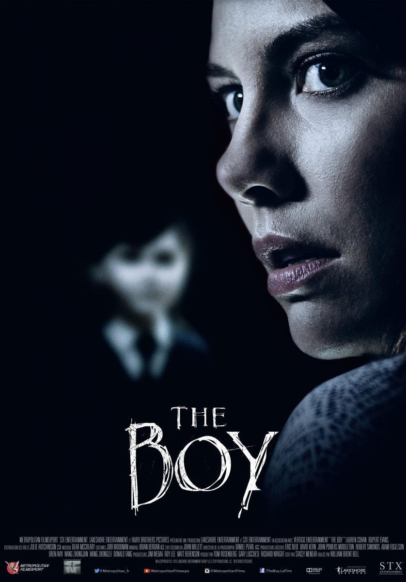Cartel de The Boy