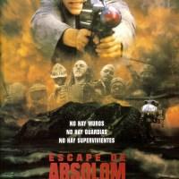 """Escape de Absolom"" (1994) - una propuesta interesante, floja, pero interesante"