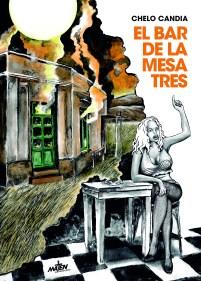 CHELO CANDIA - EL BAR DE LA MESA TRES - prueba Tapa