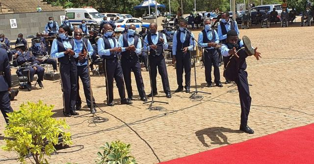 Police Band Heroes Acre