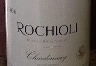 2006 Rochioli Chardonnay