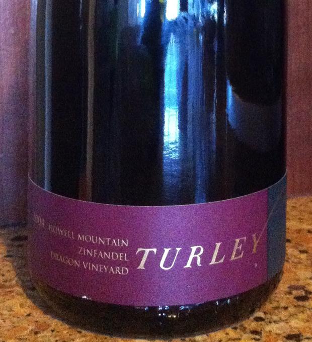 2004 Turley Dragon Zinfandel