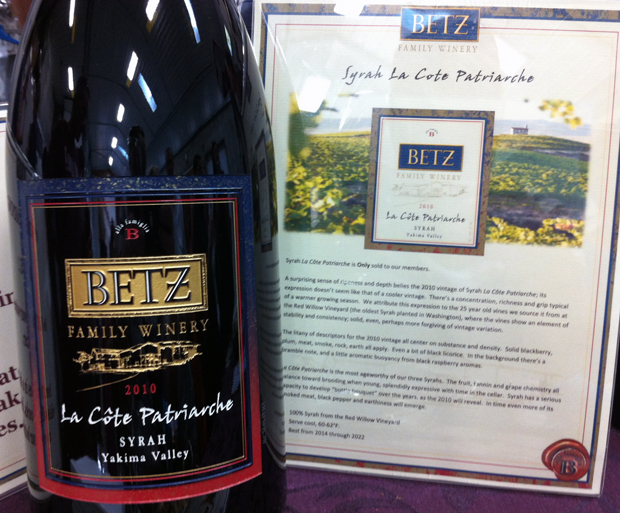 Betz Fall 2012 Release Party