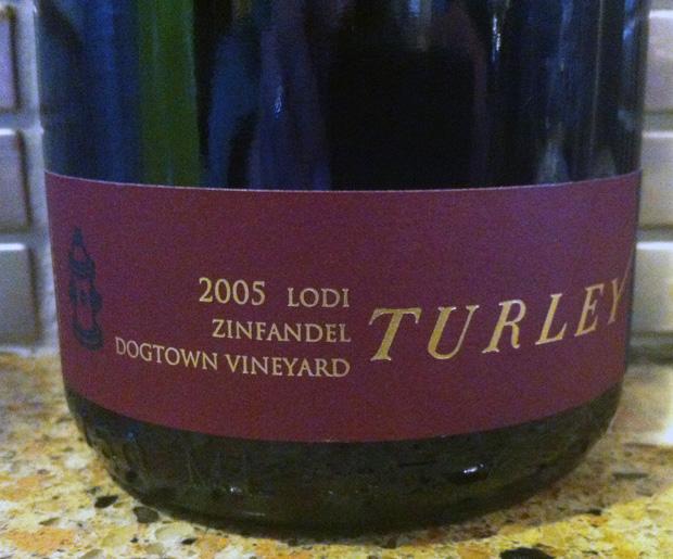 2005 Turley Lodi