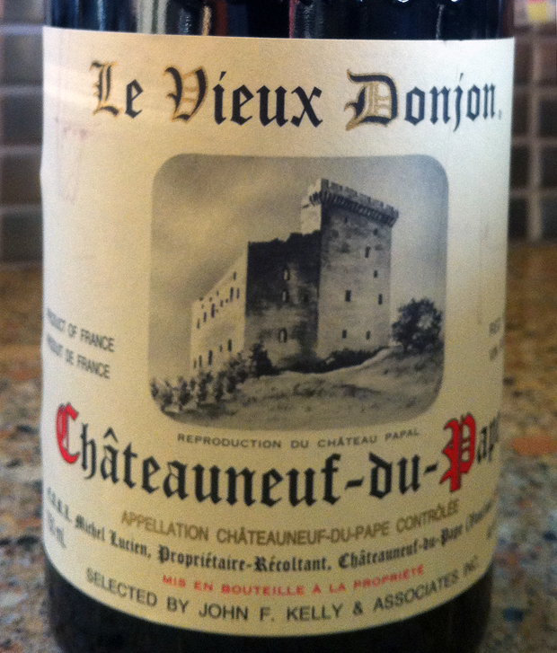 2003 Vieux Donjon CdP