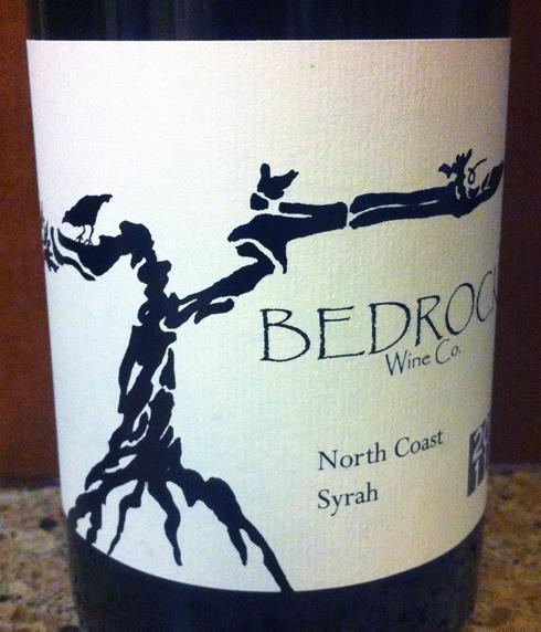 2011 Bedrock Syrah