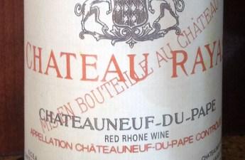2005 Chateau Rayas