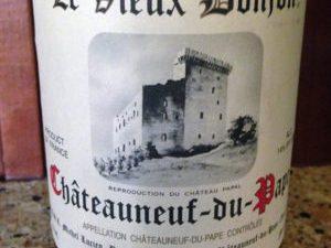 2001 Vieux Donjon CdP