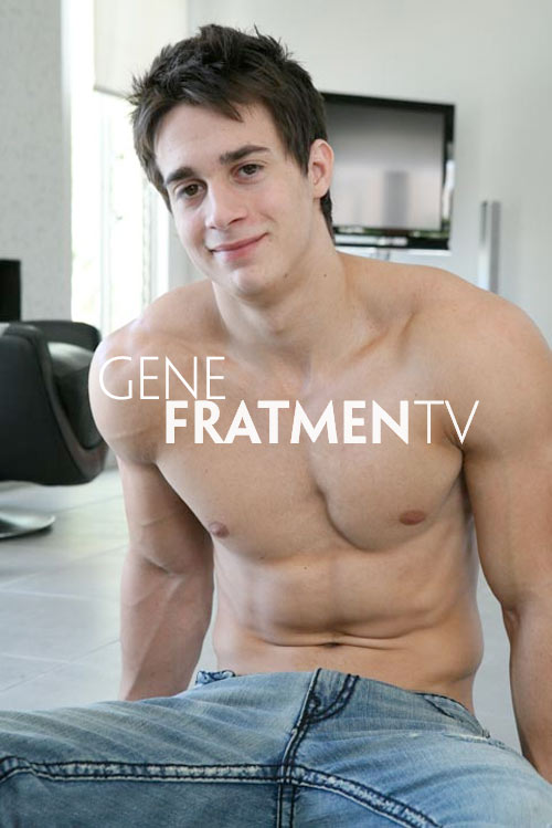 Gene Naked College New York Jock At Fratmen Tv
