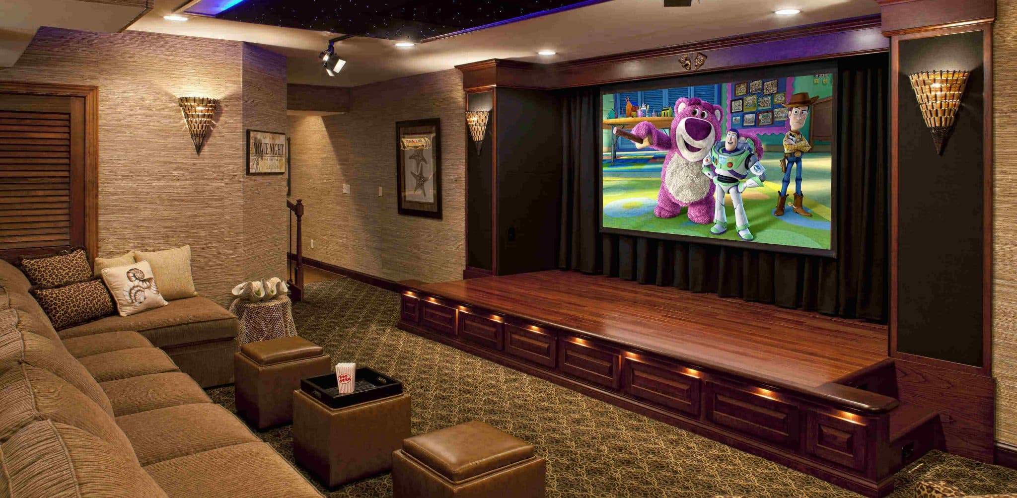 Home Theater Installation Indianapolis
