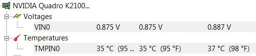 gc temperature