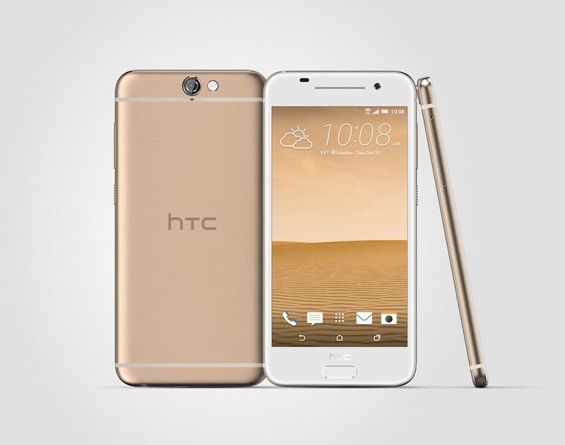 HTC One A9_3V_TopazGold