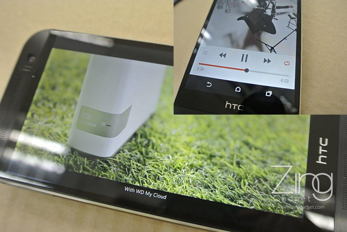 HTC M8 EYE Review 13