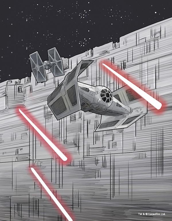 LINE Webtoon Presents Debut of Star Wars Digital Comic Series_3