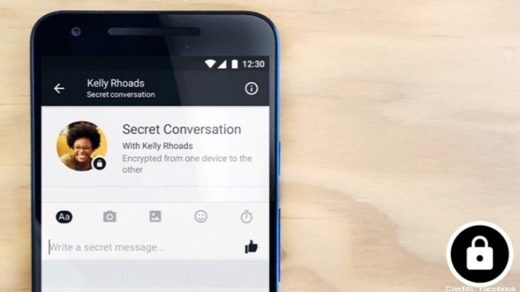 Facebook Messenger Testing End-To-End Encryption With Secret Conversations