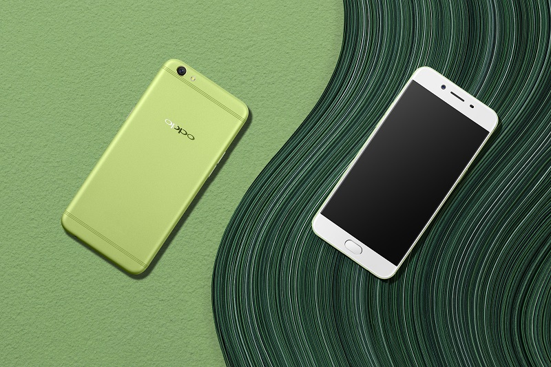 OPPO R9s Green Edition (3)