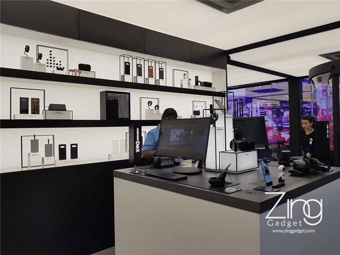 Galaxy studio 11