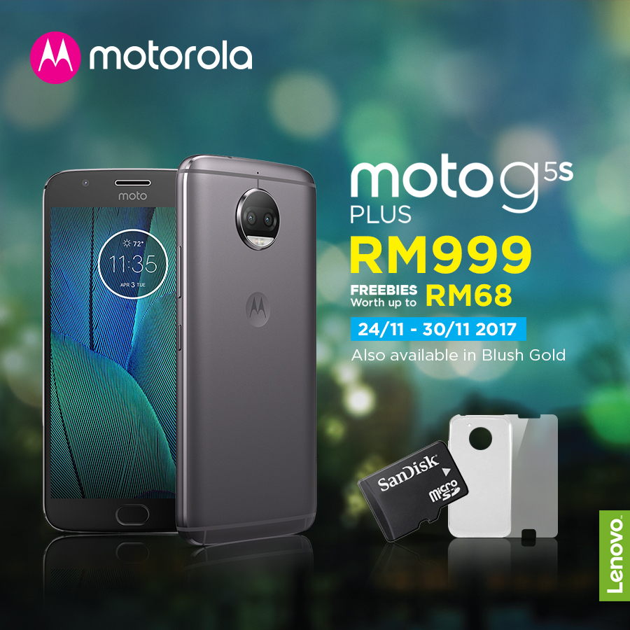 Moto G5S Plus Black Friday and Cyber Monday[4]