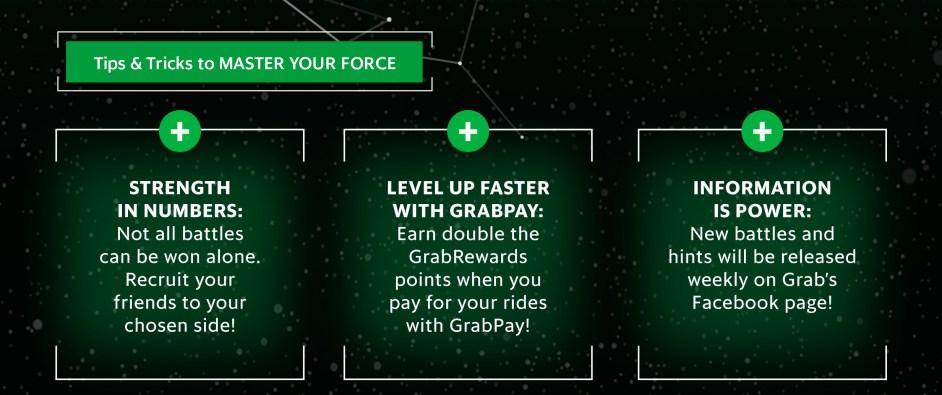 grab star wars trick