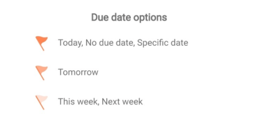 due date 1