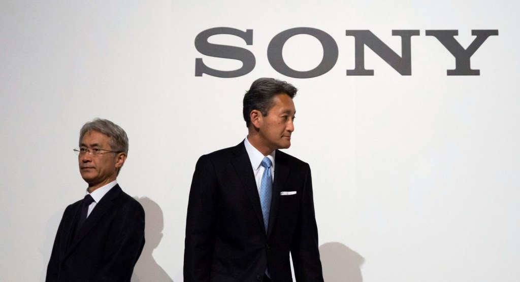Sony CEO Kazuo Hirai Announces Corporate Strategy