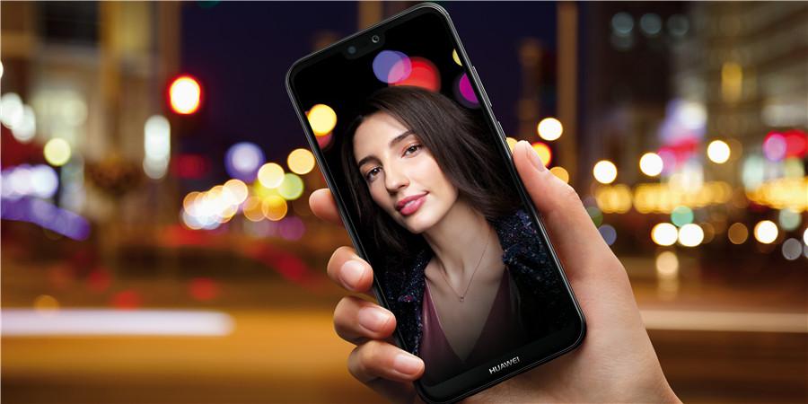 HUAWEI nova 3e_Lowlight selfie
