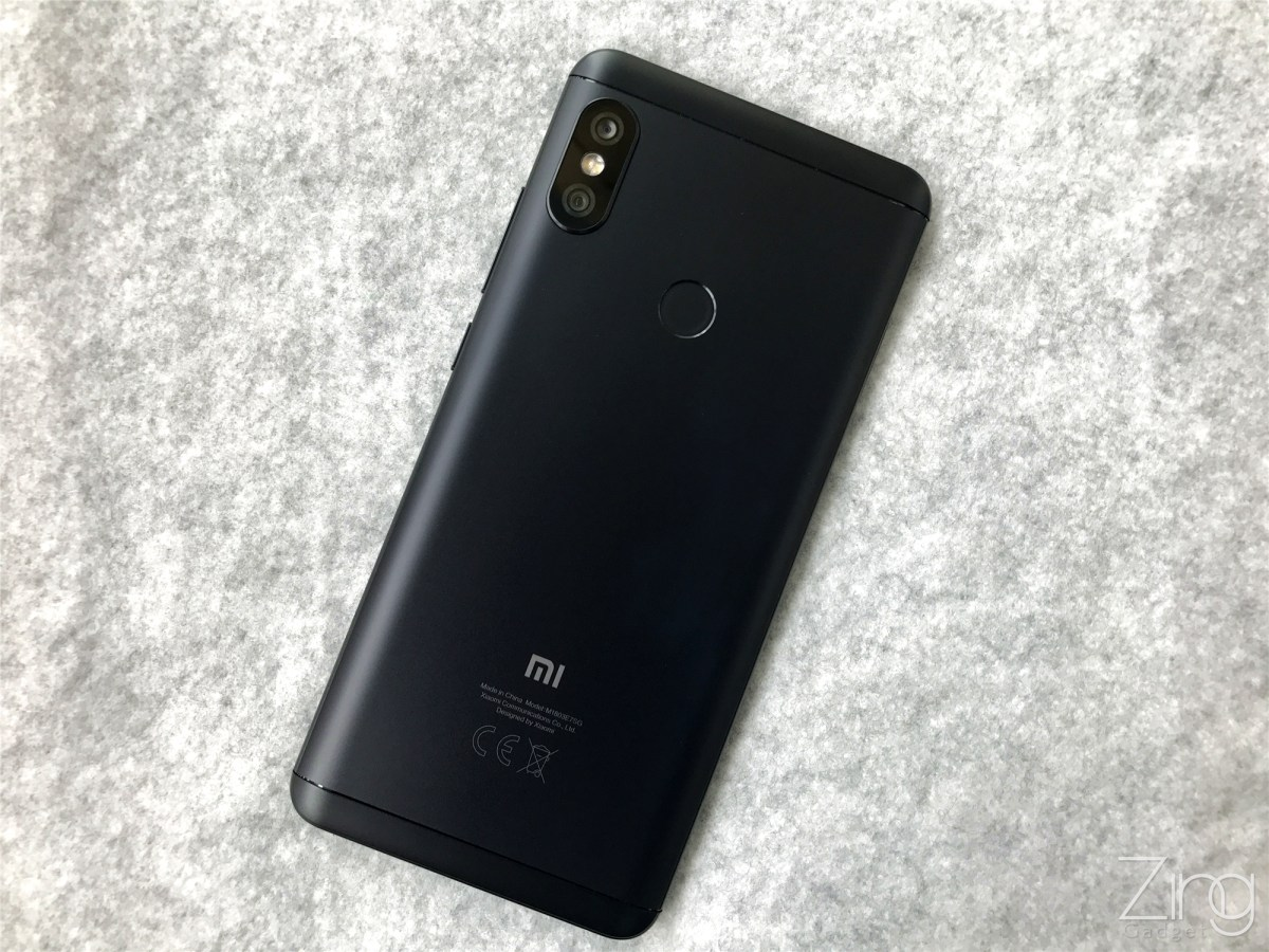 redmi note509