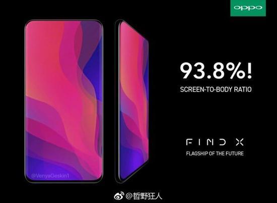 Oppo find x 2