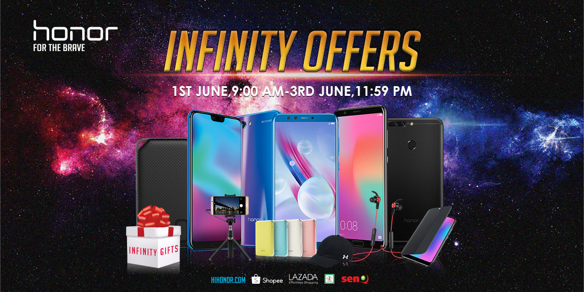honor Infinity Offers (2)